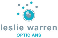 leslie warren opticians logo