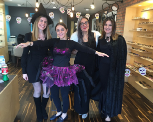 Linklaters halloween